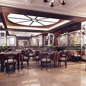 Ресторан в классике