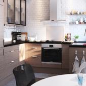 Кухня из икеи