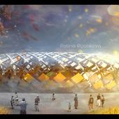 Курсовой проект ледового дворца