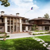 Дом Кристалл Истра