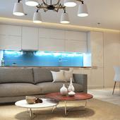 Apartment in Skanstes virsotnes