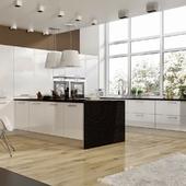 Кухня для мебельной компании