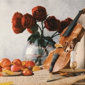 Still Life Violin