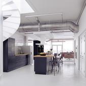 офис для рекламного агентства BrandBase