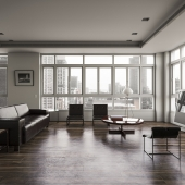 Paulista Apartment / Triptyque