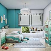 Детская комната \ Сhildren's room !