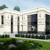 Частный жилой дом, Палникс, Екатеринбург