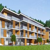 Жилой дом в Швейцарии