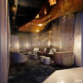 Project restaurant bar Korea 2015