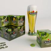Heineken. Open your world.