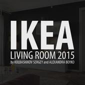 IKEA LIVING ROOM 2015