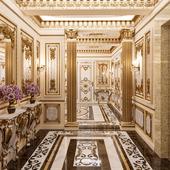 Luxsury Royal Hallway