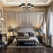 Спальня хозяев