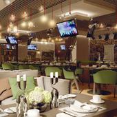 Ресторан. Главный зал