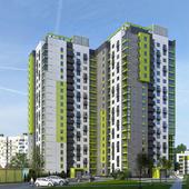 Новая боровая. Минск. LEVEL80 | architects