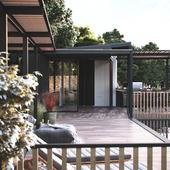 Еxterior project Graviès Pool-house - Anduze