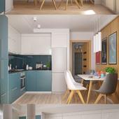 Дизайн квартиры в Ровно.