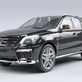 Mercedes Benz ML63AMG