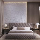 P. hills Bedroom