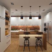 Кухня 2 ракурса