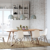 CG - Recycled Dining Room