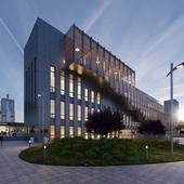 Офисное здание концепт