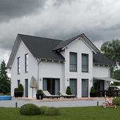 Жилой дом в Европе