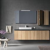 """Визуализация мебели и раковины для каталога компании """"Верона"""""""