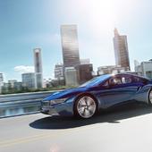 BMW I8 Skyline
