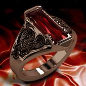 кольцо кельтское