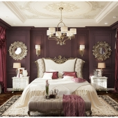Спальня супружеской пары