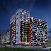 Проект жилого дома во Львове