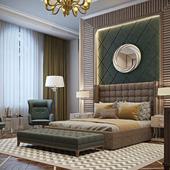 Спальня , Bedroom