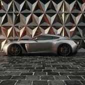 Aston Ma rtin V12 Zagato V2