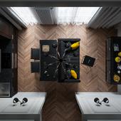 iN apartment 25 sq.m.