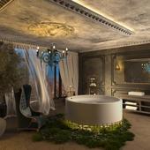 Таинственная ванна ISOLA....