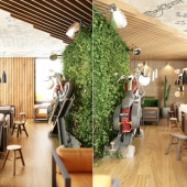 Loft Bar in Almaty