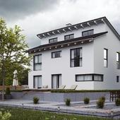 Жилой дом в Европе №006