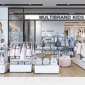 Магазин детской одежды в киевском ЦУМе