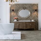 """""""Ванная комната"""" от SaliniS.r.l., модель """"Luce"""""""