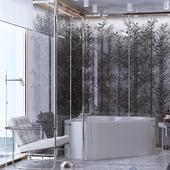 Salini S.r.l.. Модель ванны IGINA.