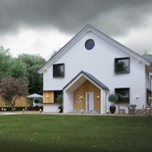 Дом для молодой семьи