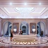 Four Seasons Hotel Lobby