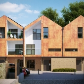 Woodview Mews Geraghty Taylor Architects Croydon, UK