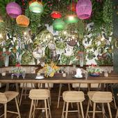dining restaurant Jumanji