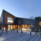 The Point - 3D Architectural Visualization