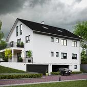 Жилой дом в Германии №008