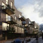 LONDON HOUSING BLOCKS