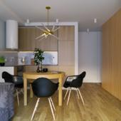 Visualisation Kitchen | Визуализация кухни