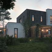 Дом в Гатчине